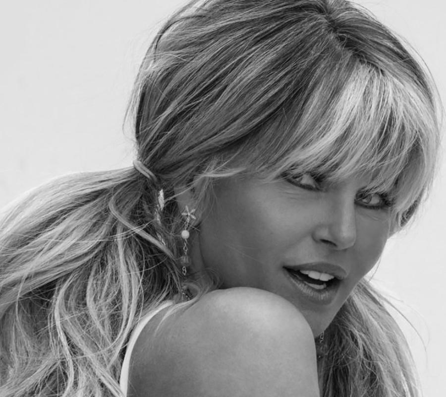 Celebrity: Christie Brinkley interview (PIE)